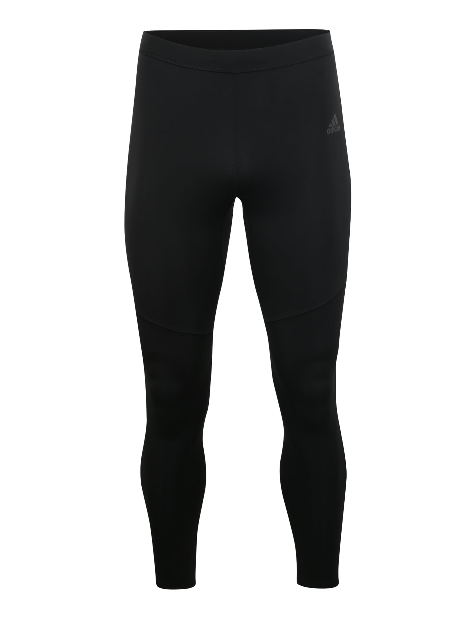 Sportovní kalhoty svítivě modrá černá ADIDAS PERFORMANCE