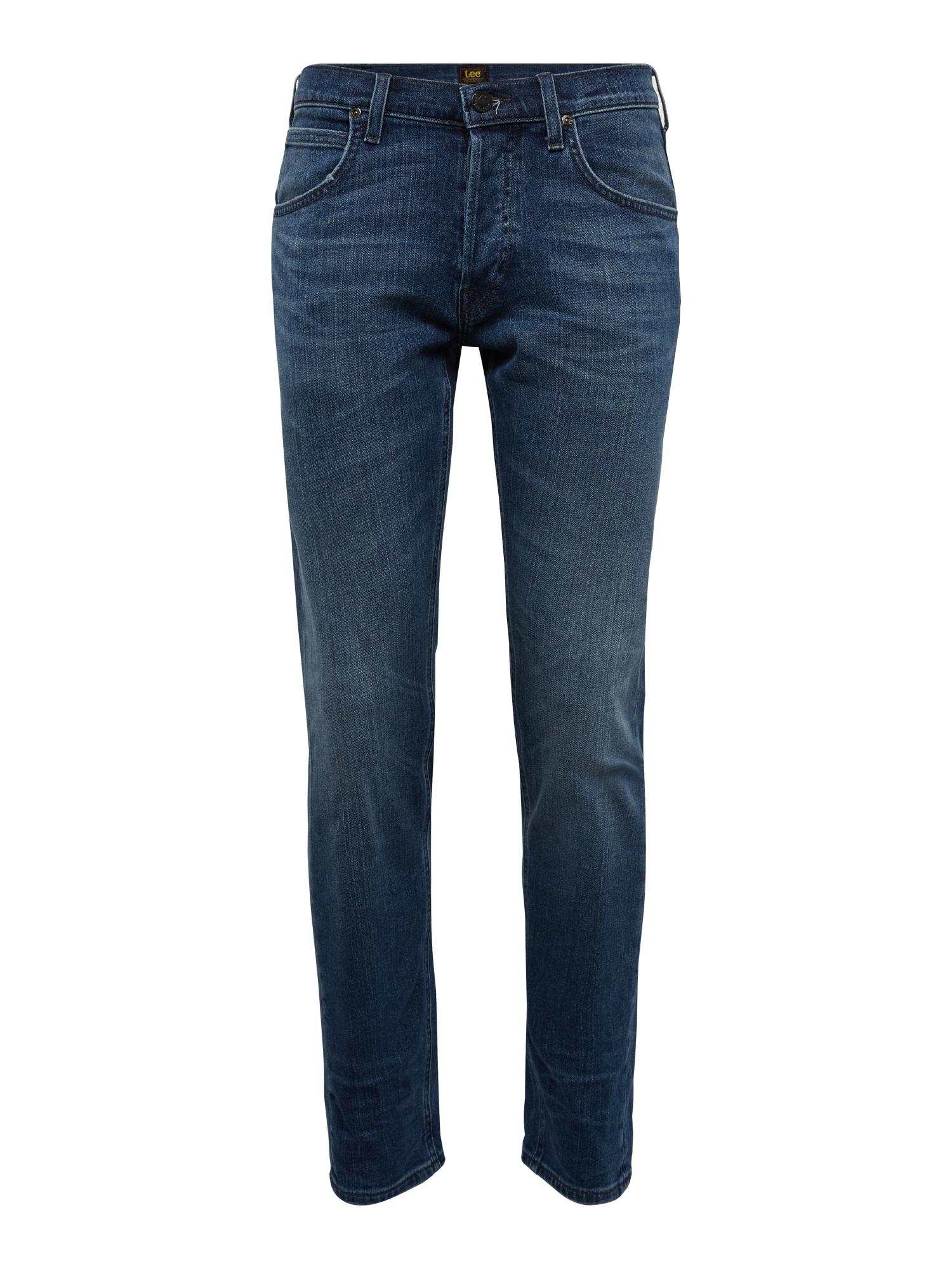Straight Leg Jeans 'Daren'   Bekleidung > Jeans > Straight Leg Jeans   Lee