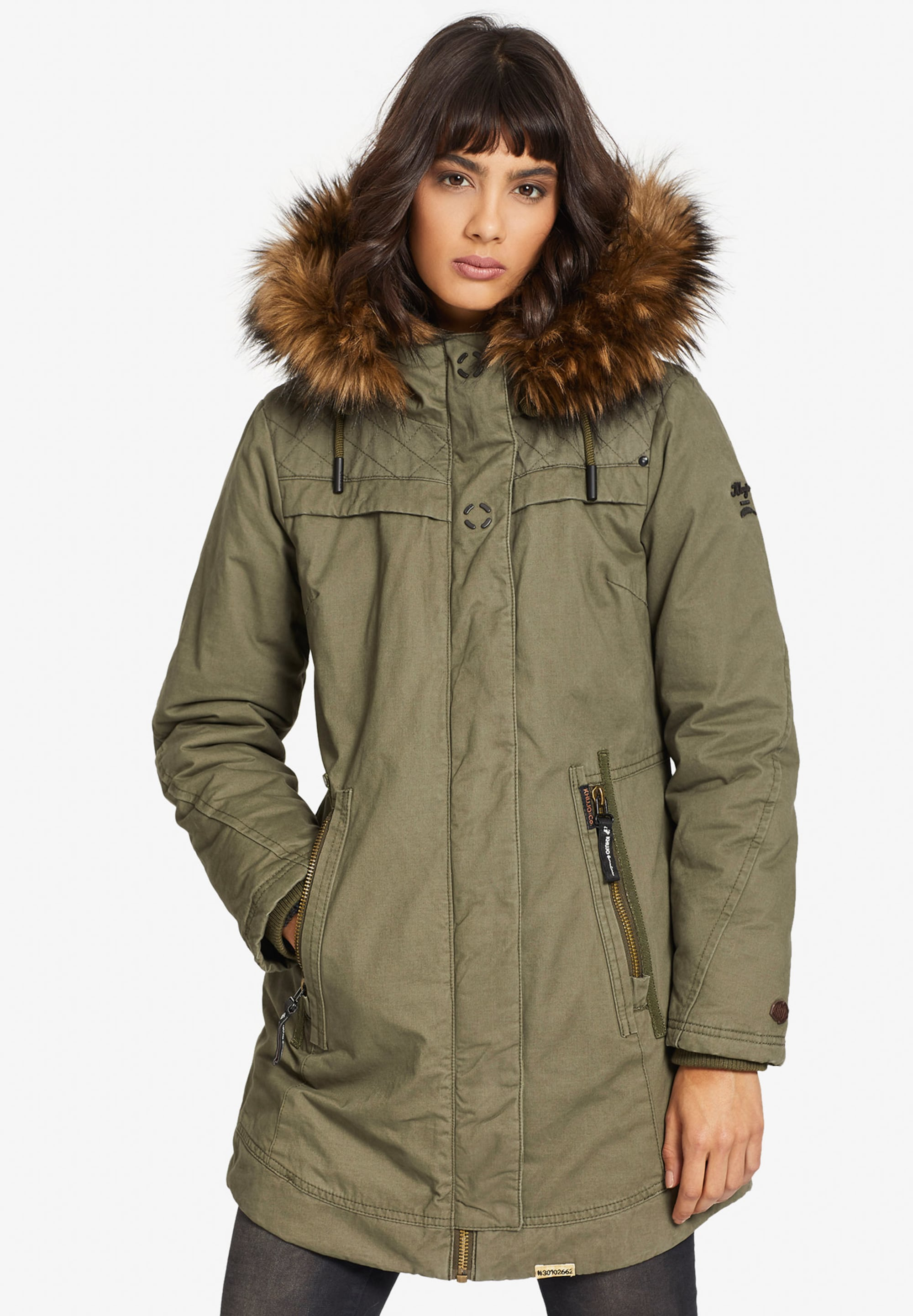 Winterjas ' BANITA WITH INNER JACKET '