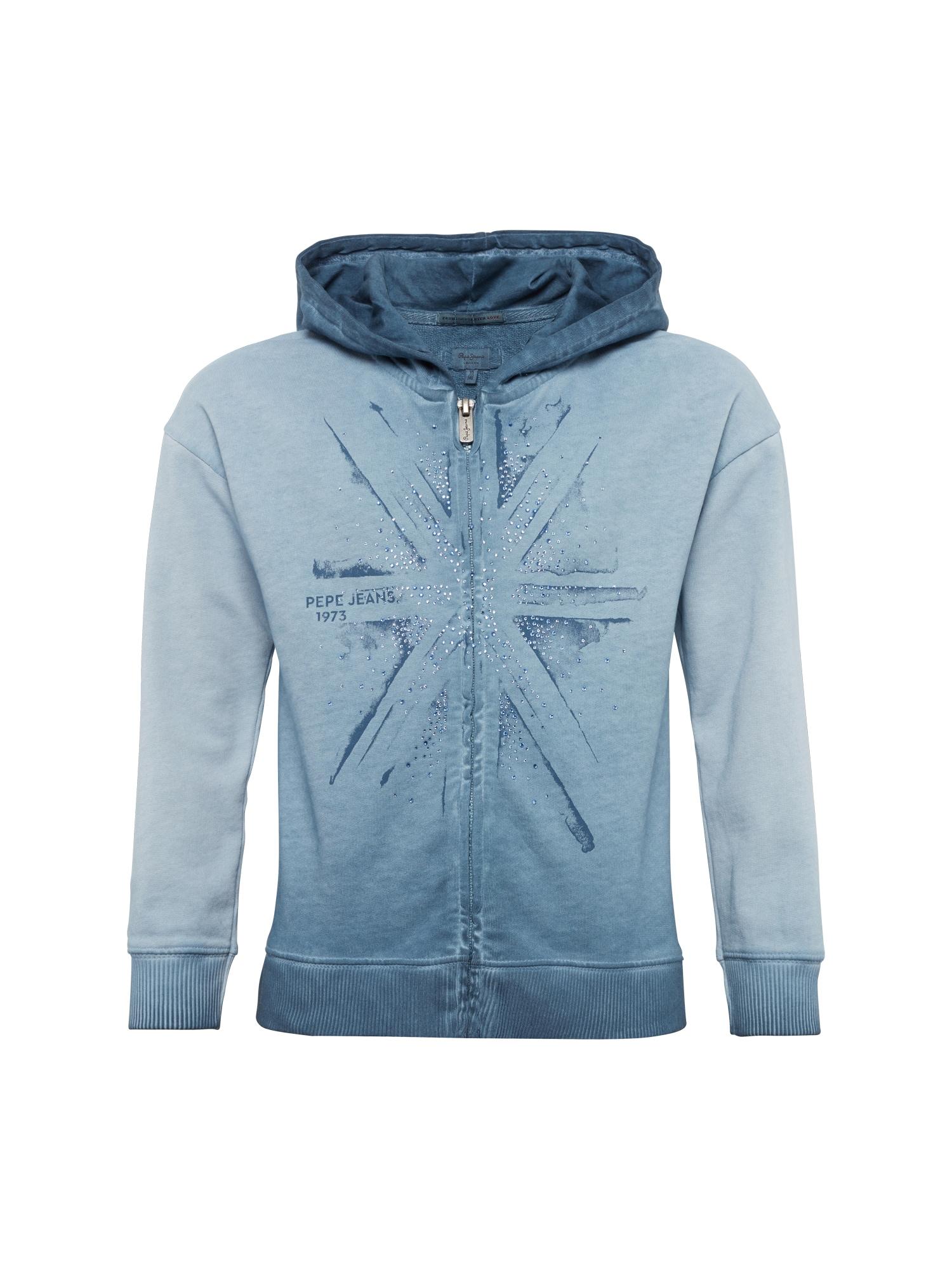 Pepe Jeans Meisjes Sweatshirt BERNICE blauw lichtblauw