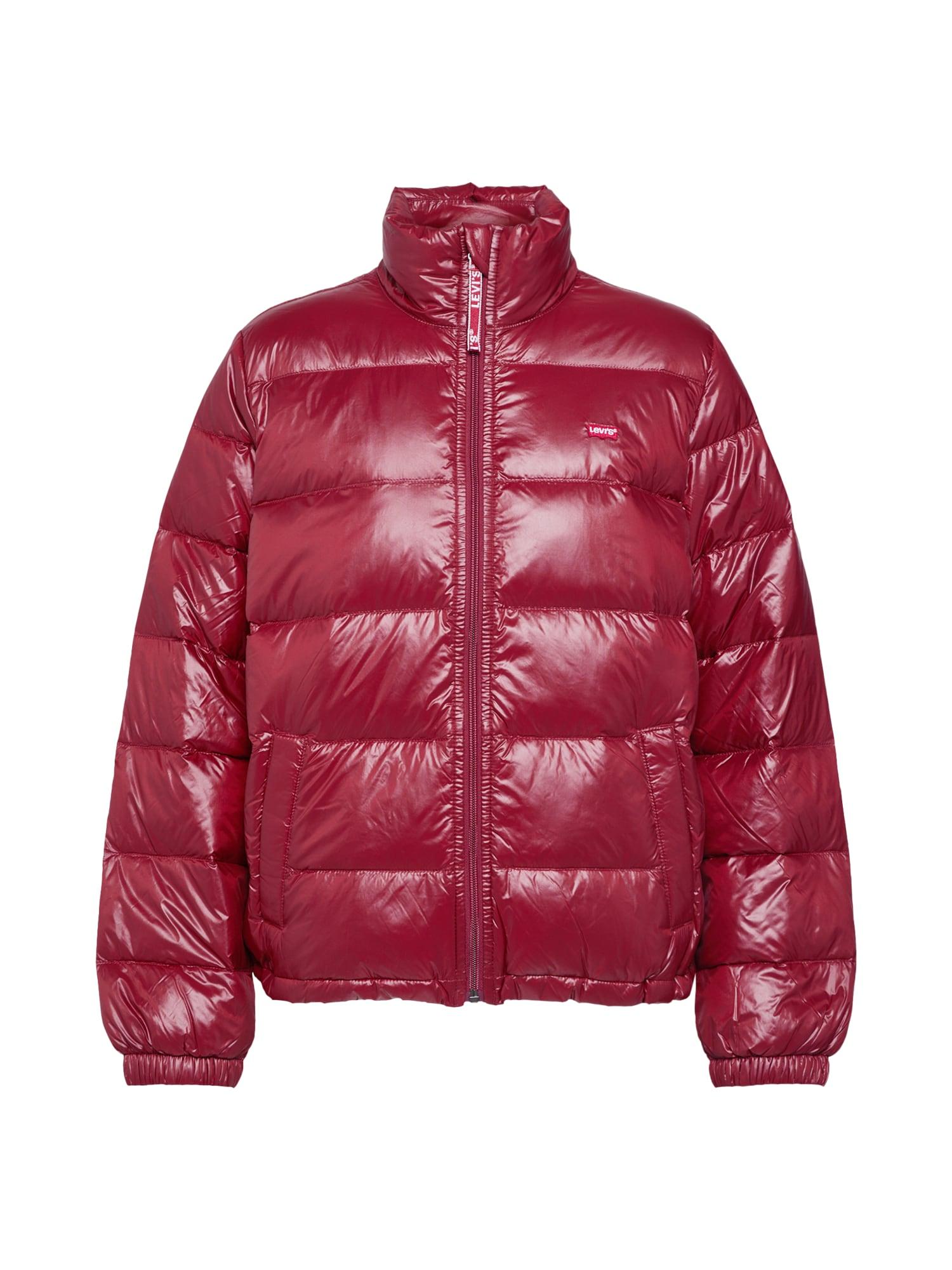LEVIS Zimní bunda FRANCINE červená LEVI'S