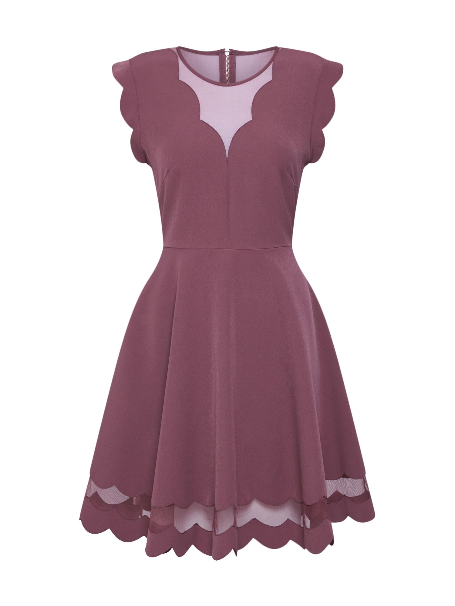 Šaty Frida lilek By Malina