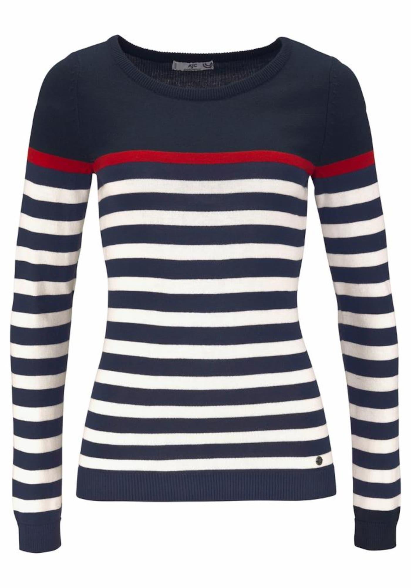 Streifenpullover | Bekleidung > Pullover > Streifenpullover | AJC