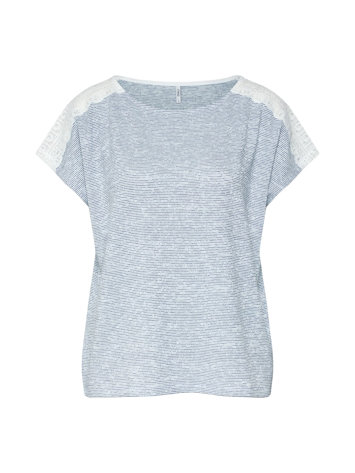 Tričko MIRA modrá bílá ONLY