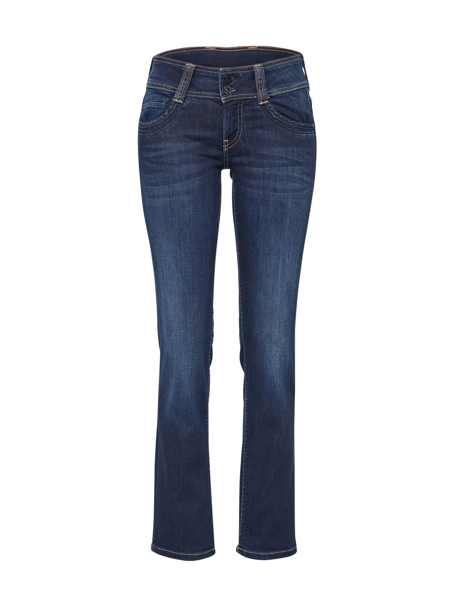 Pepe Jeans Dames Jeans Gen blue denim