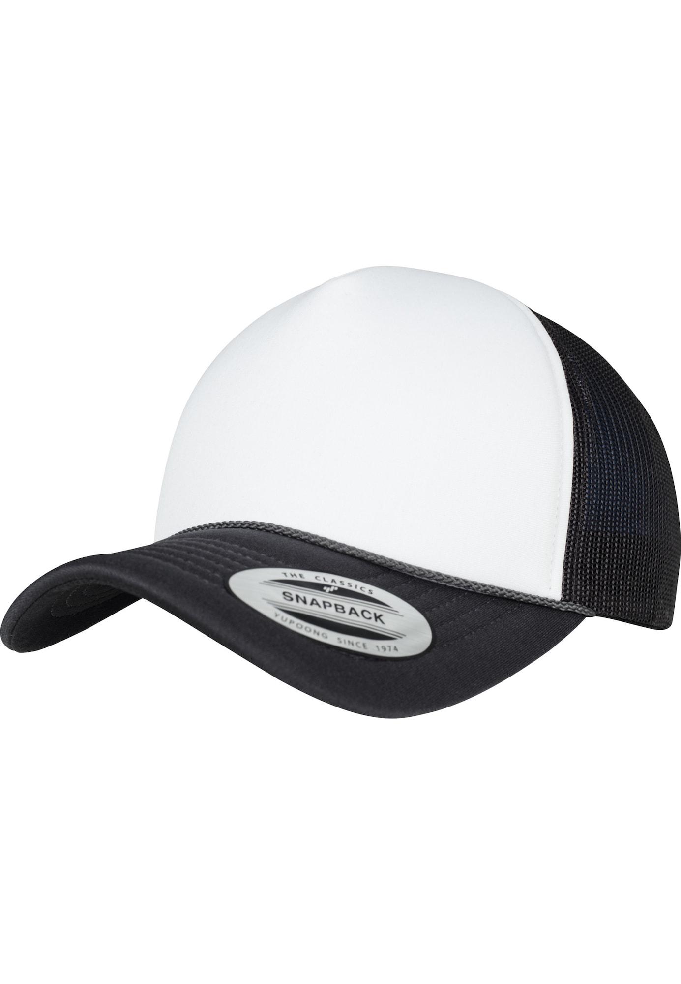 Cap 'Foam Trucker Curved Visor' | Accessoires > Caps | Flexfit