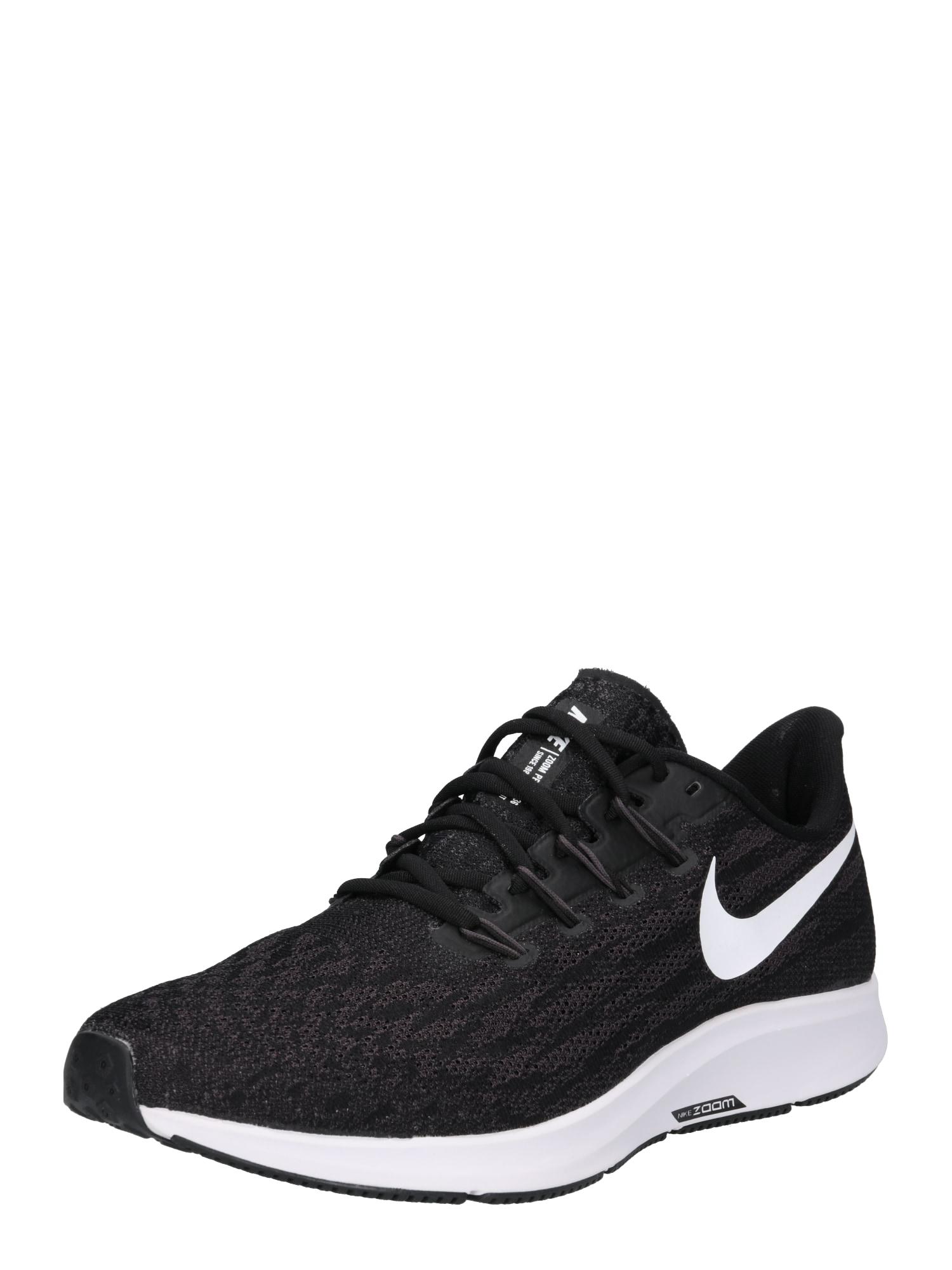 Běžecká obuv AIR ZOOM PEGASUS 36 černá NIKE