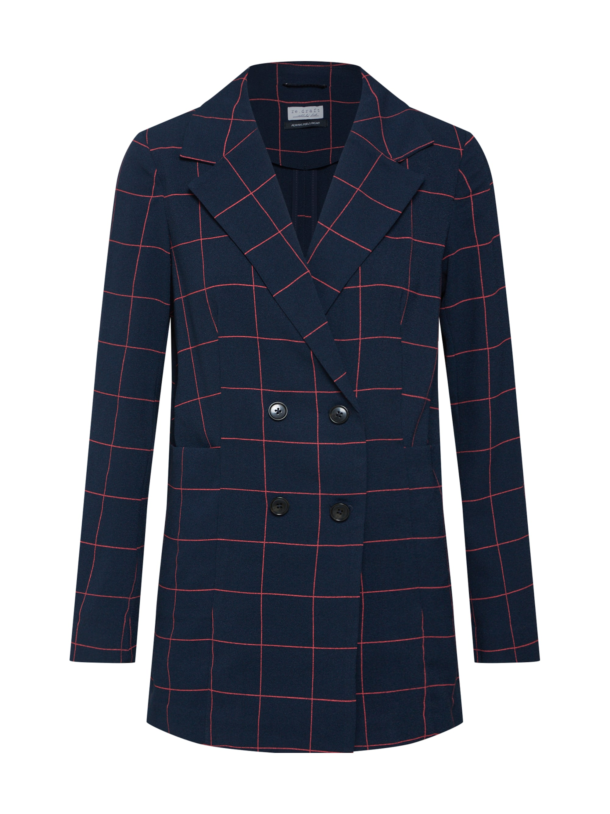 re.draft - Blazer ´Checked Blazer´