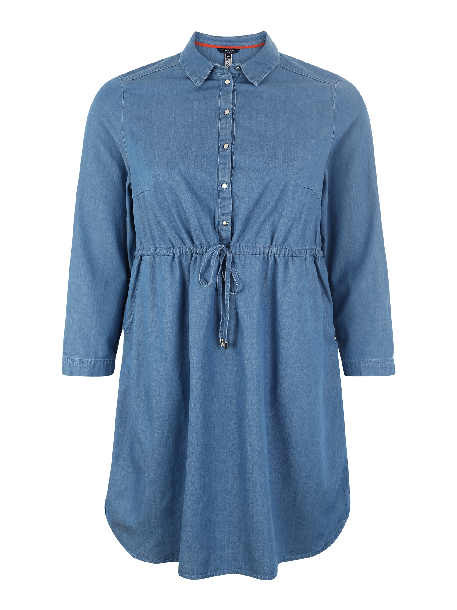 Tom Tailor Women  Košilové šaty  modrá džínovina Tom Tailor Women +