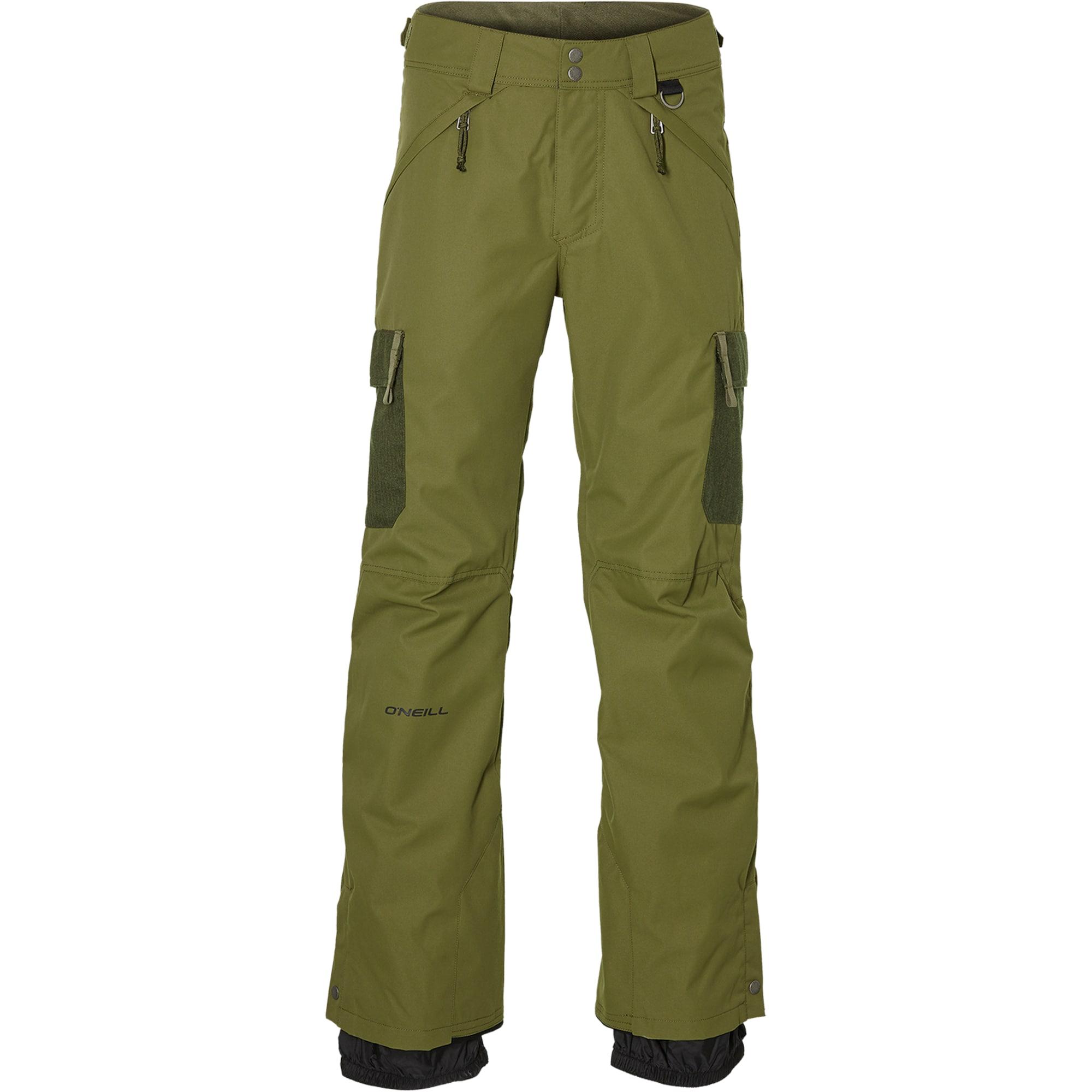 ONEILL Outdoorové kalhoty Hybrid Friday khaki O'NEILL