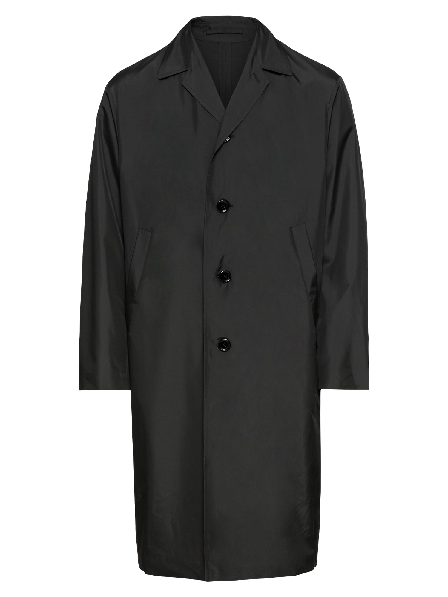 Přechodný kabát M. Lucien Front Runner černá Filippa K