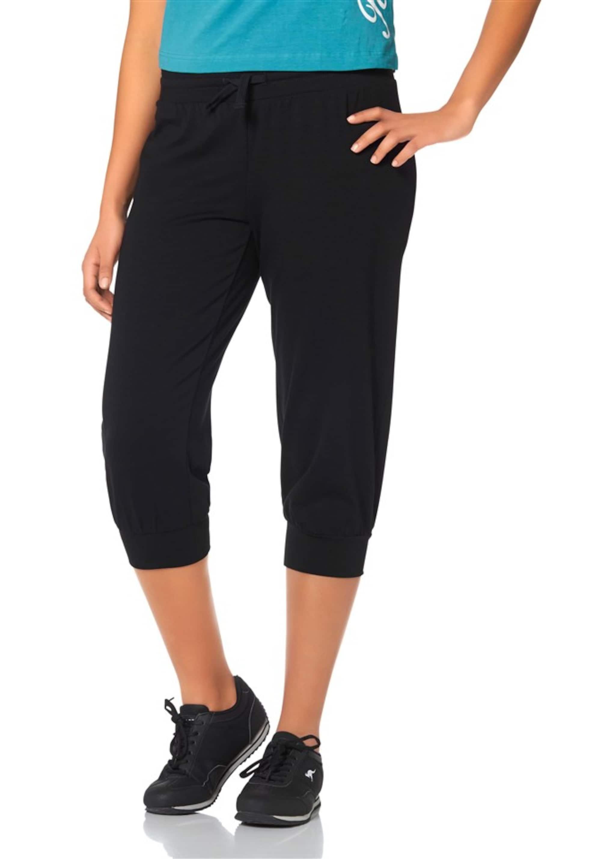 KangaROOS Spodnie  czarny