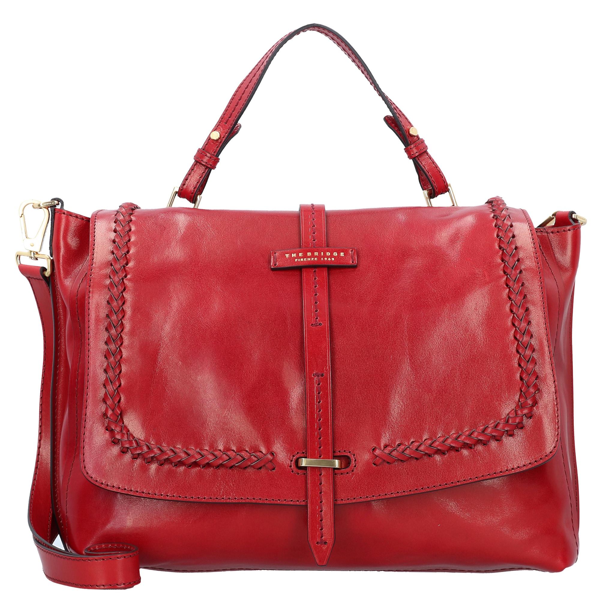 Handtasche 'Murakami'   Taschen > Handtaschen > Sonstige Handtaschen   Rot   The Bridge