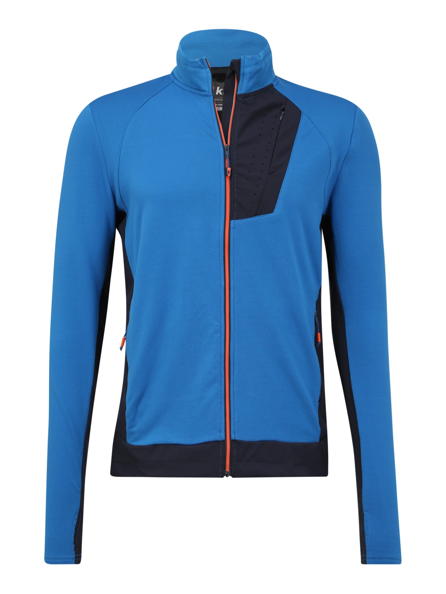 KILLTEC Sportovní bunda 'Martu'  královská modrá
