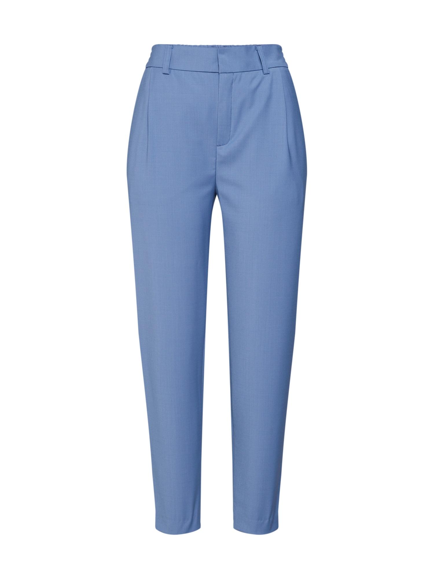 Kalhoty FIND modrá DRYKORN