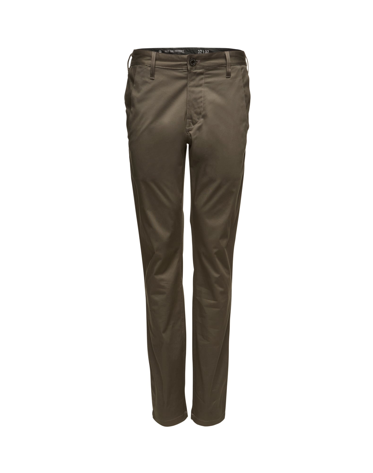 G-STAR RAW Heren Chino Bronson Slim kaki
