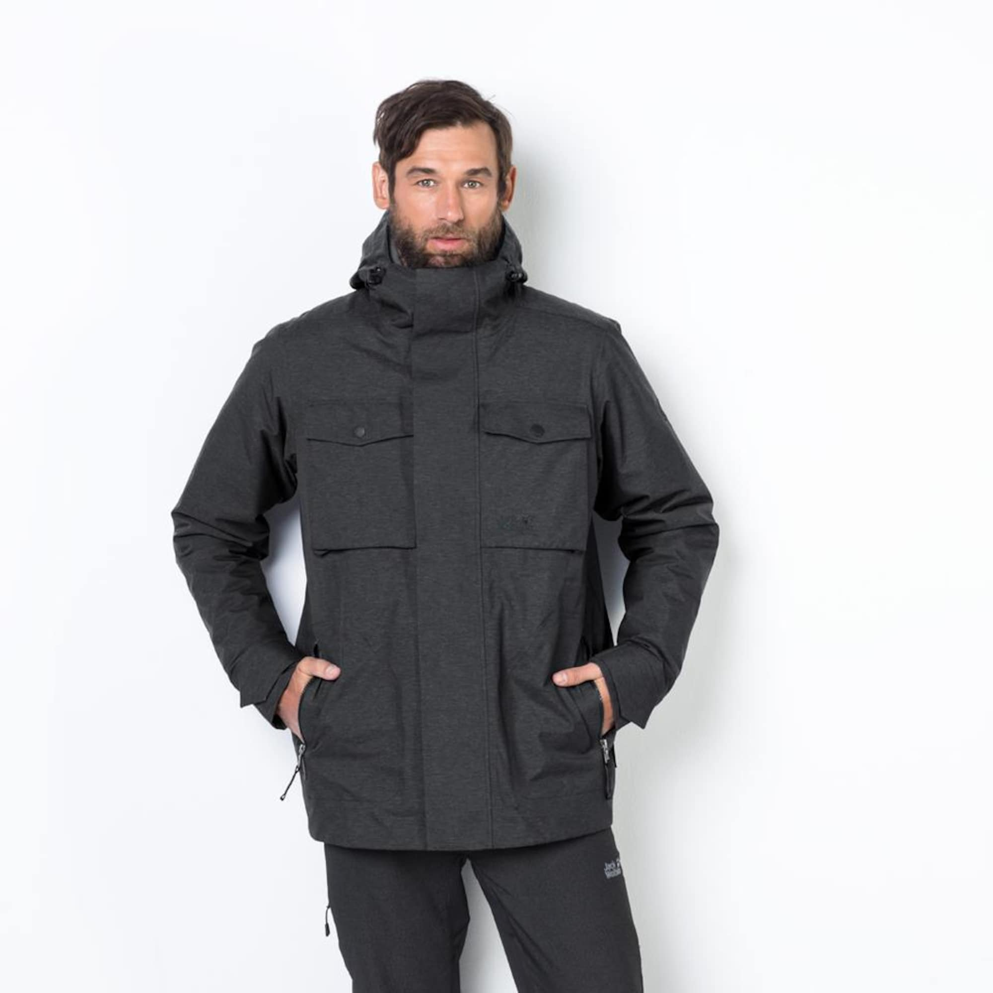 Image of 3-in-1-Funktionsjacke ´PACIFIC RIM´