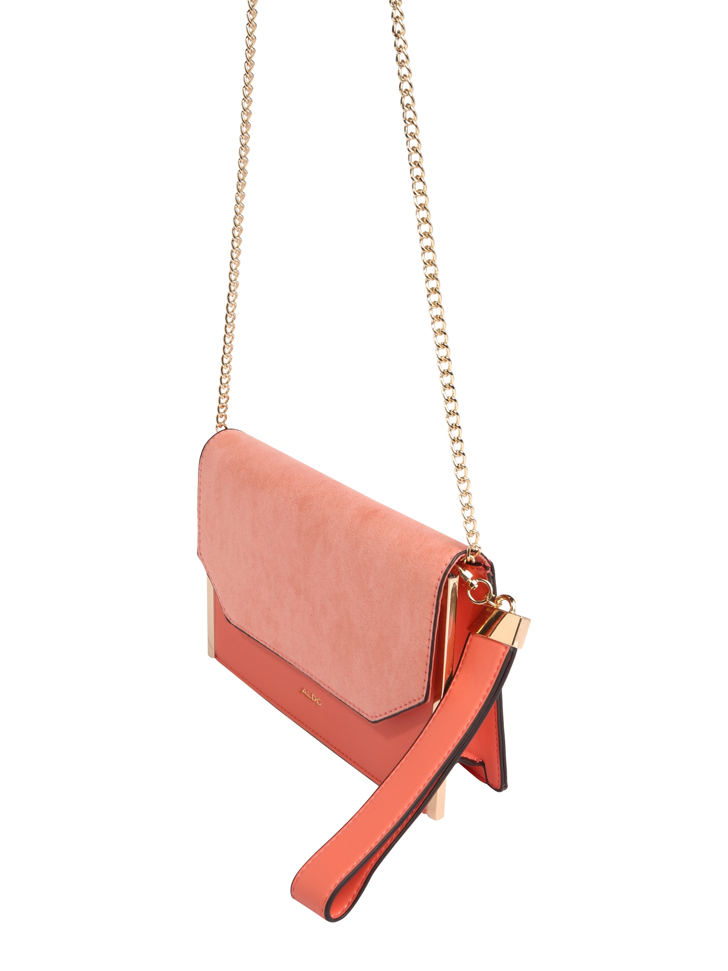 ALDO Listová kabelka 'JERALLA'  oranžová