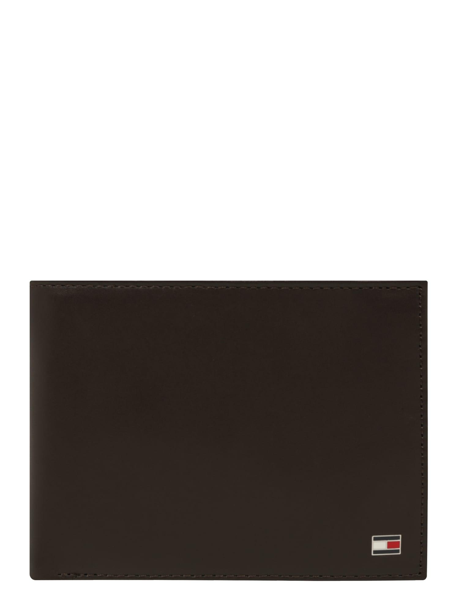 Peněženka ETON tmavě hnědá TOMMY HILFIGER