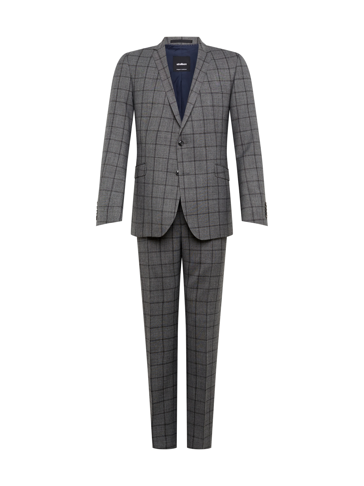 Oblek šedá STRELLSON