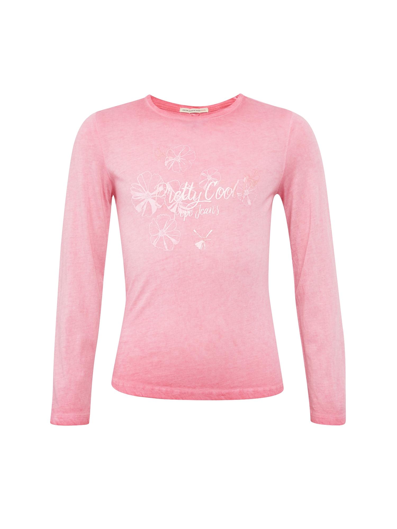 Pepe Jeans Meisjes Shirt ADALIN JR pink