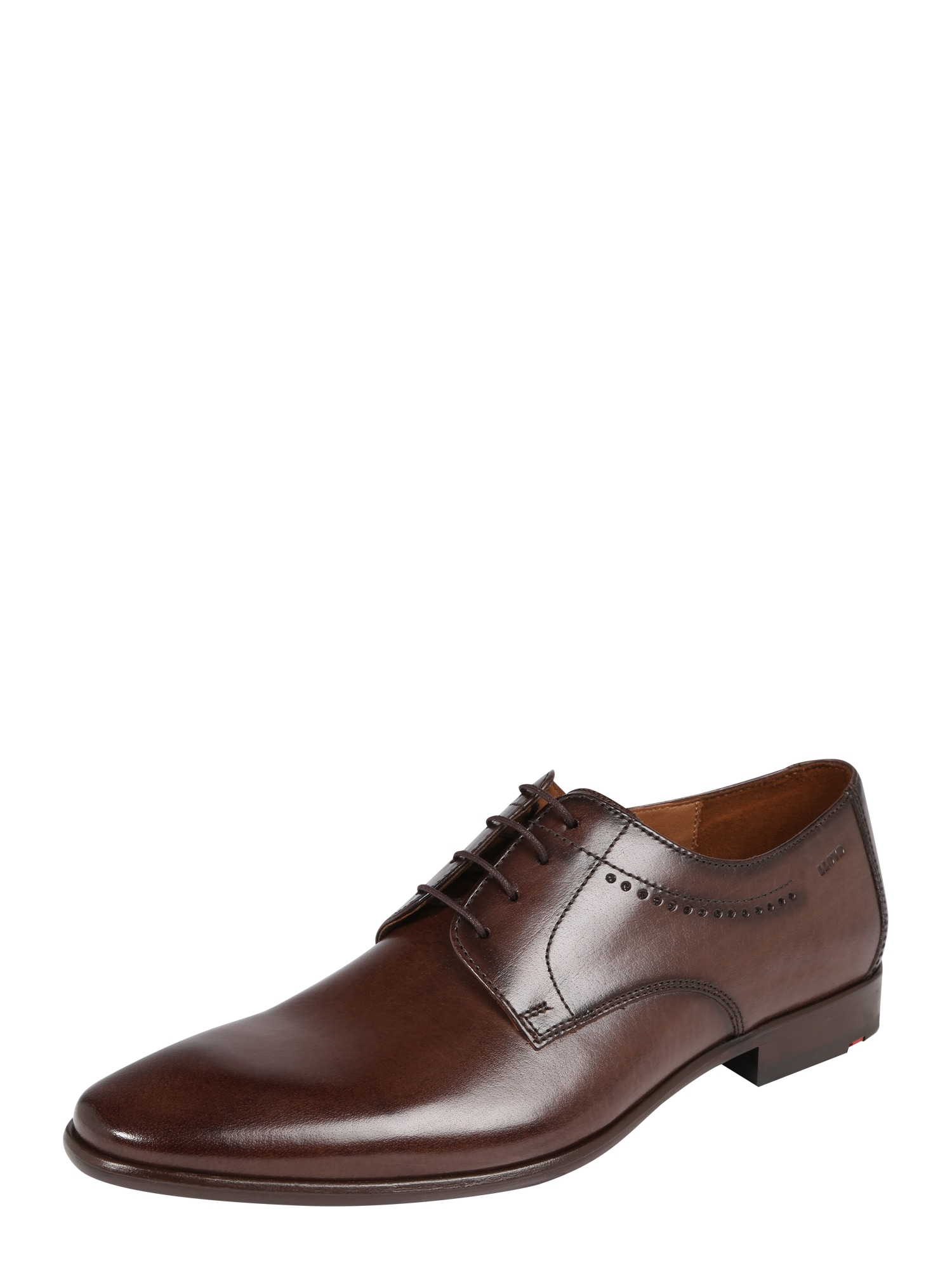 Šněrovací boty OCAS tmavě hnědá LLOYD