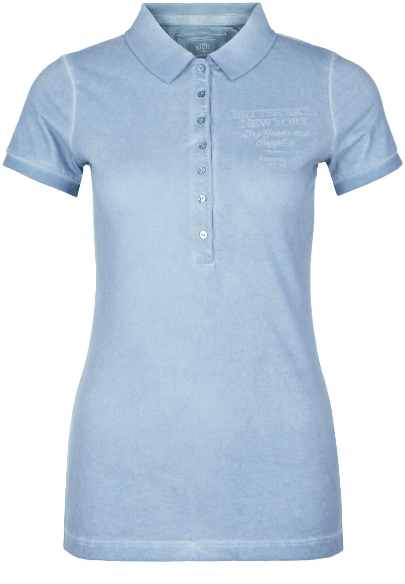 Poloshirt 'Polo paillette' | Bekleidung > Shirts > Poloshirts | BETTER RICH