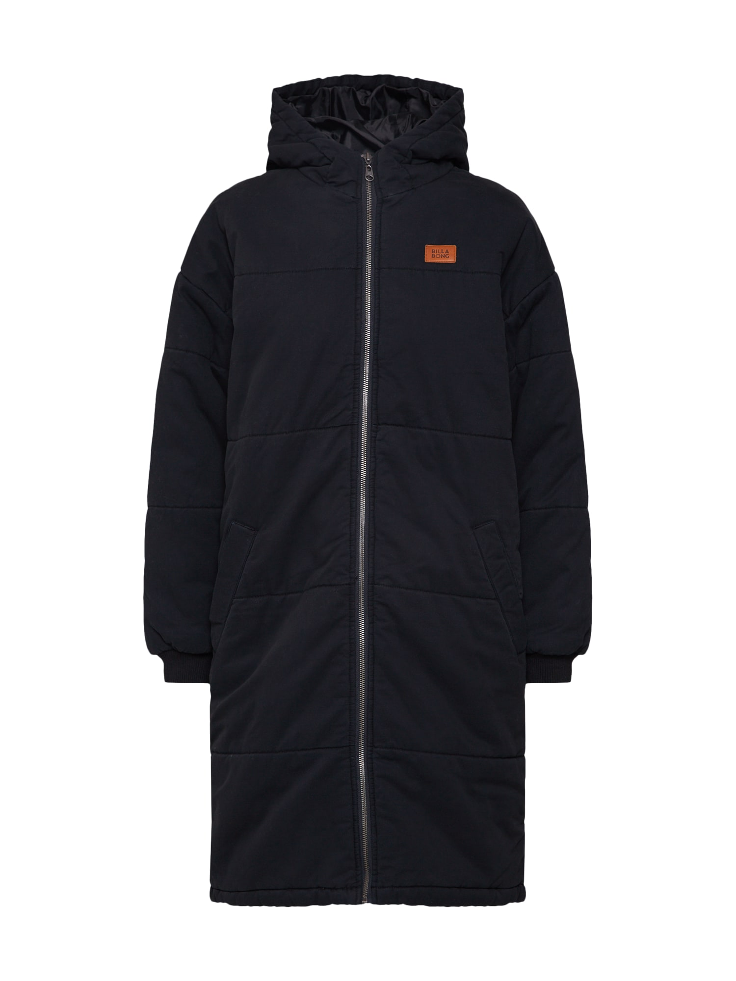 Zimní bunda under spell černá BILLABONG