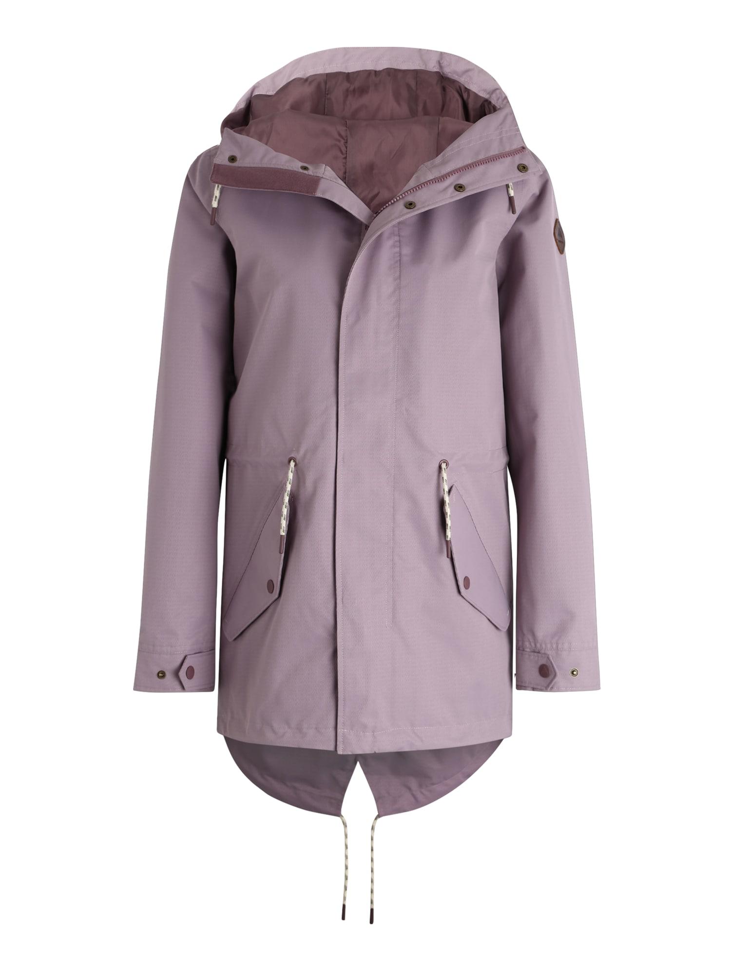 Outdoorový kabát SADIE šeříková BURTON