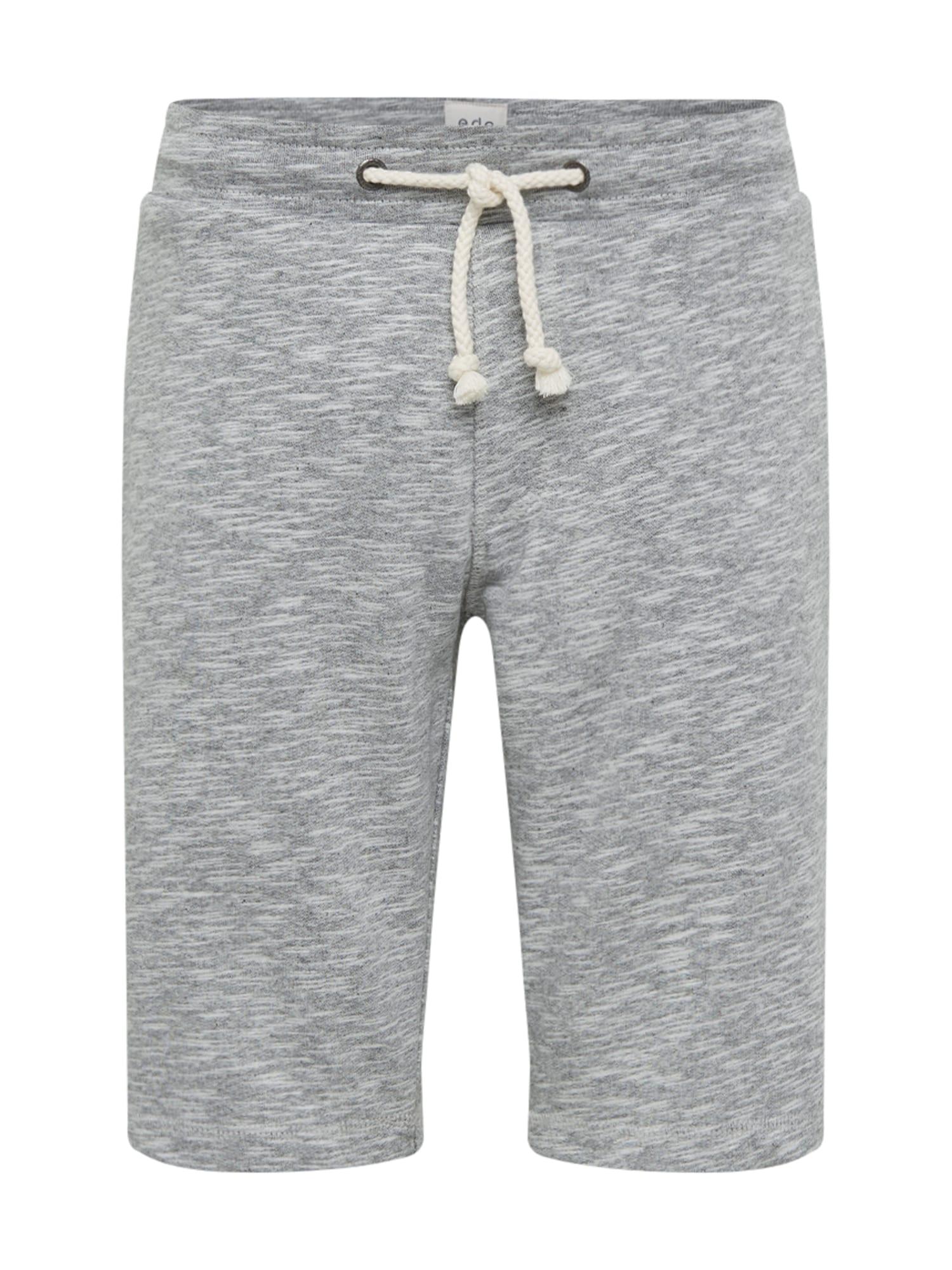 Kalhoty šedý melír EDC BY ESPRIT