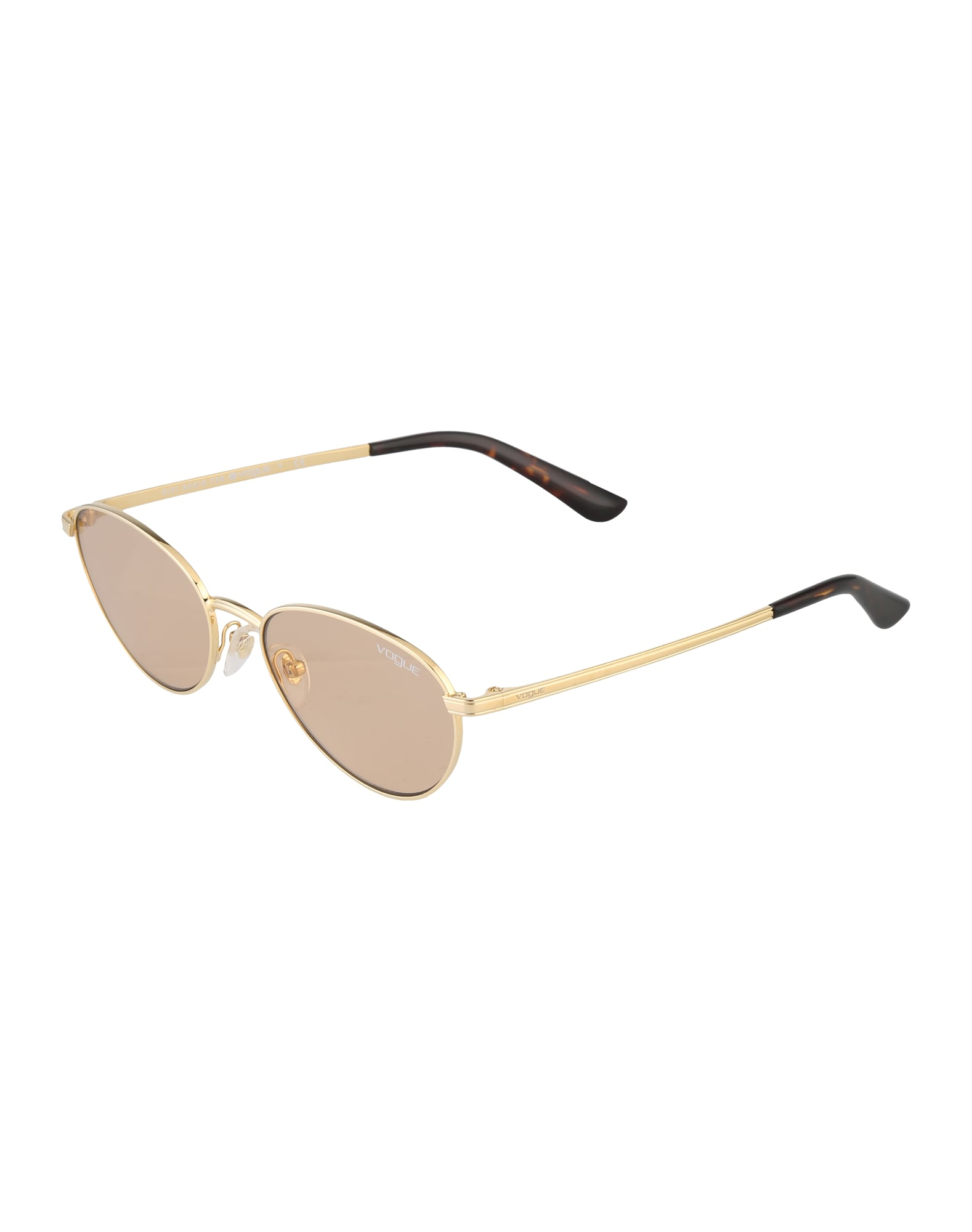Sluneční brýle hnědá zlatá VOGUE Eyewear