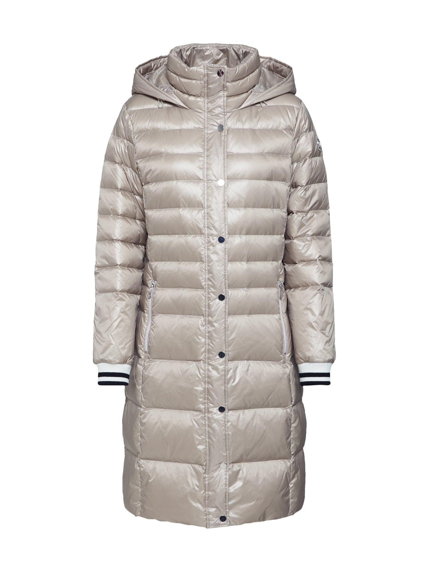 Zimní kabát 92016 béžová LAUREL