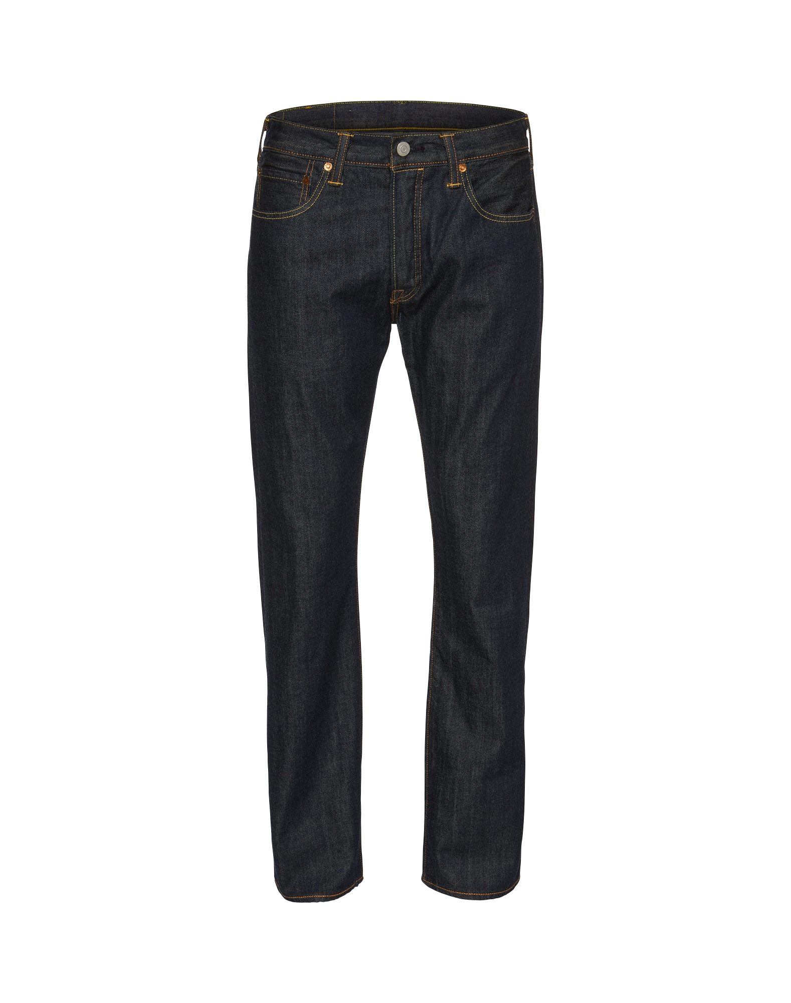 LEVI'S Heren Jeans 501 ORIGINAL FIT donkerblauw