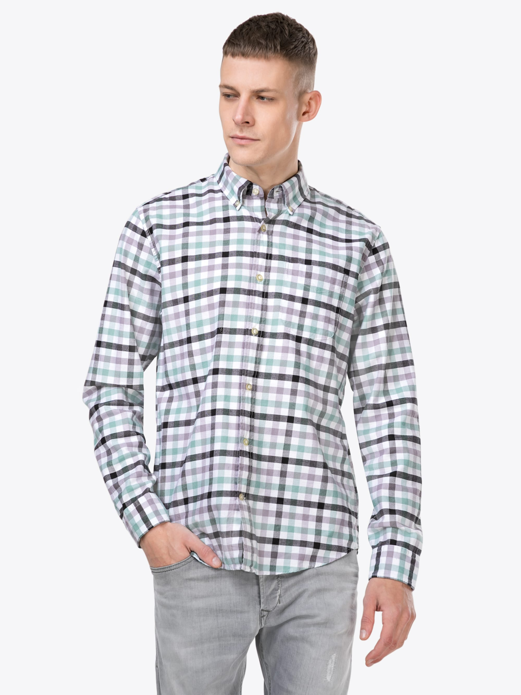Overhemd 'SPRING 18 OXFORD SHIRTS'