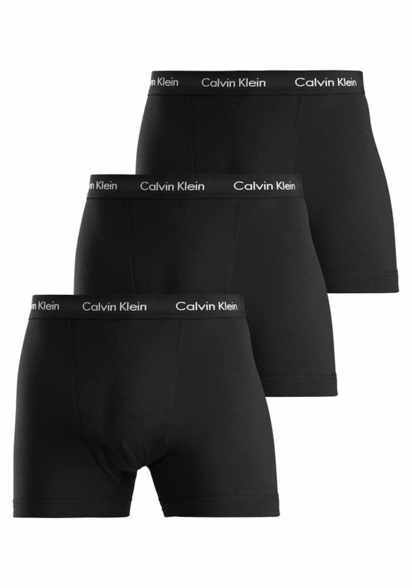 Boxerky černá Calvin Klein Underwear