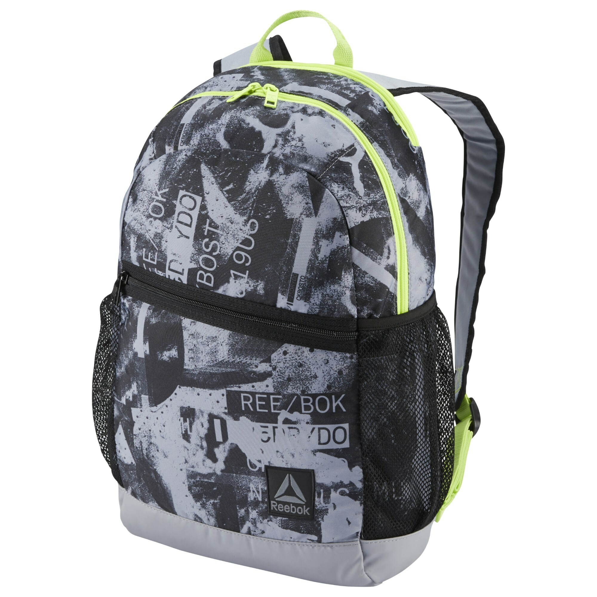 Backpack | Taschen > Rucksäcke > Tourenrucksäcke | Grau - Schwarz | Reebok