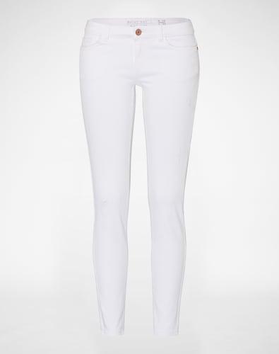 #Noisy #May #Damen #´Nmeve´ #Jeans #weiß