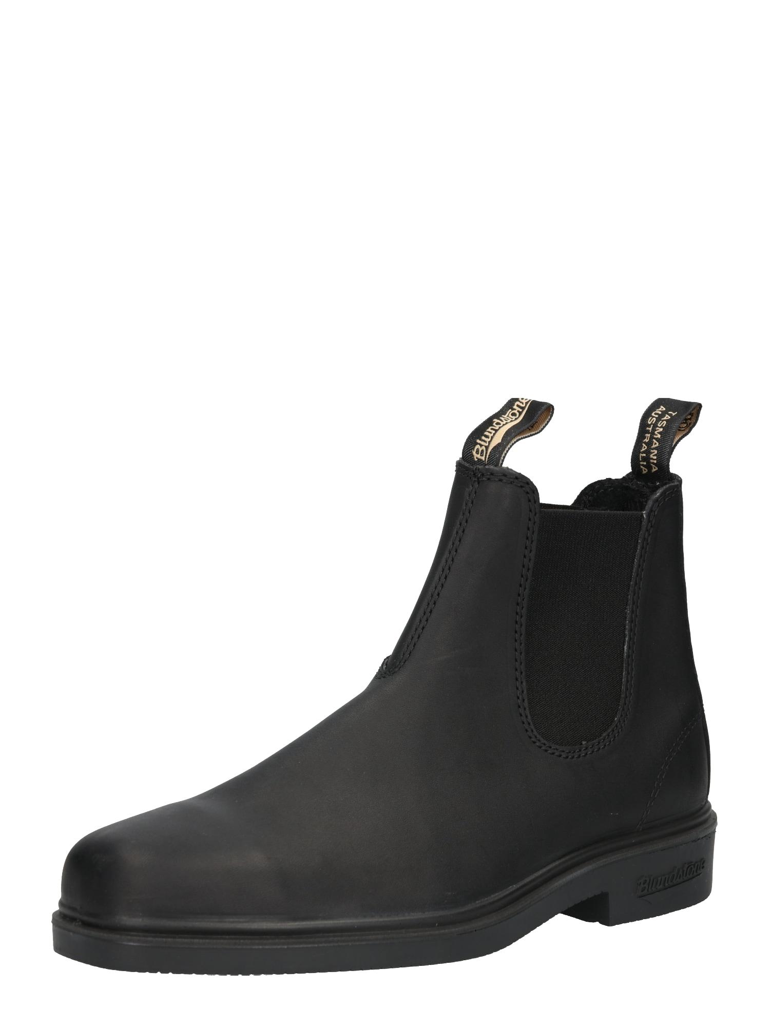 Chelsea boty 063 černá Blundstone