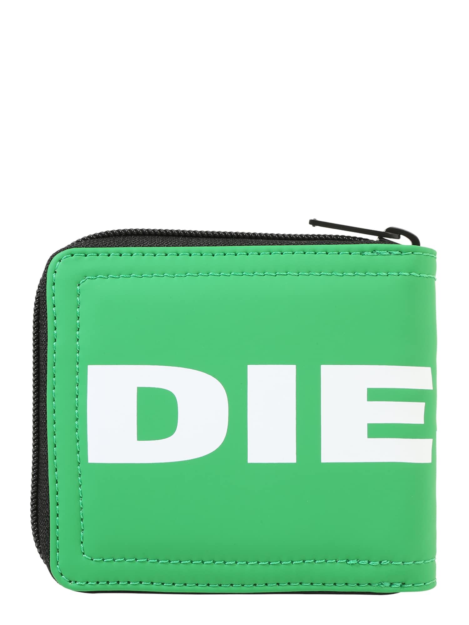 Peněženka zelená DIESEL