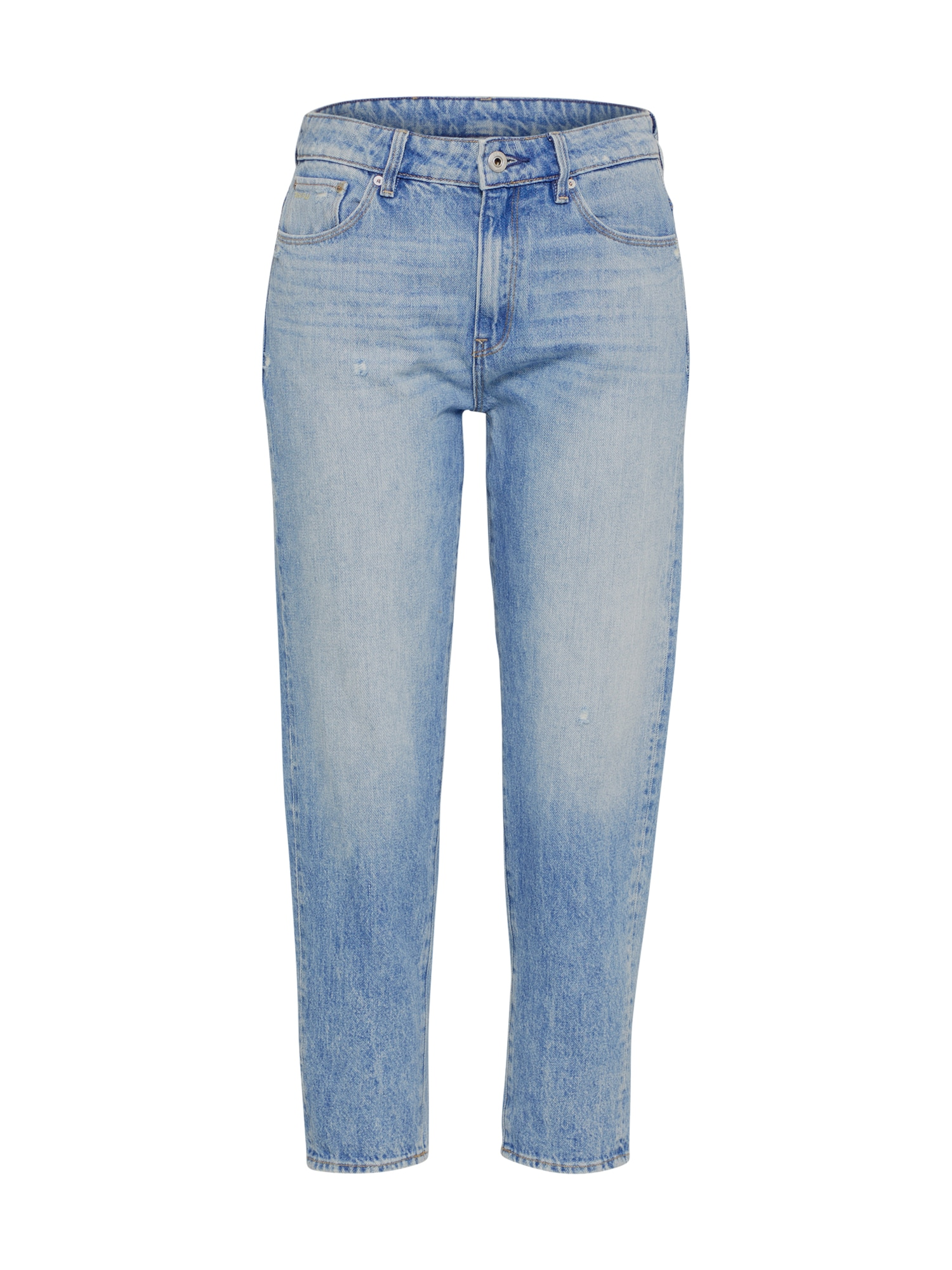 G-STAR RAW Dames Jeans Boyfriend blauw