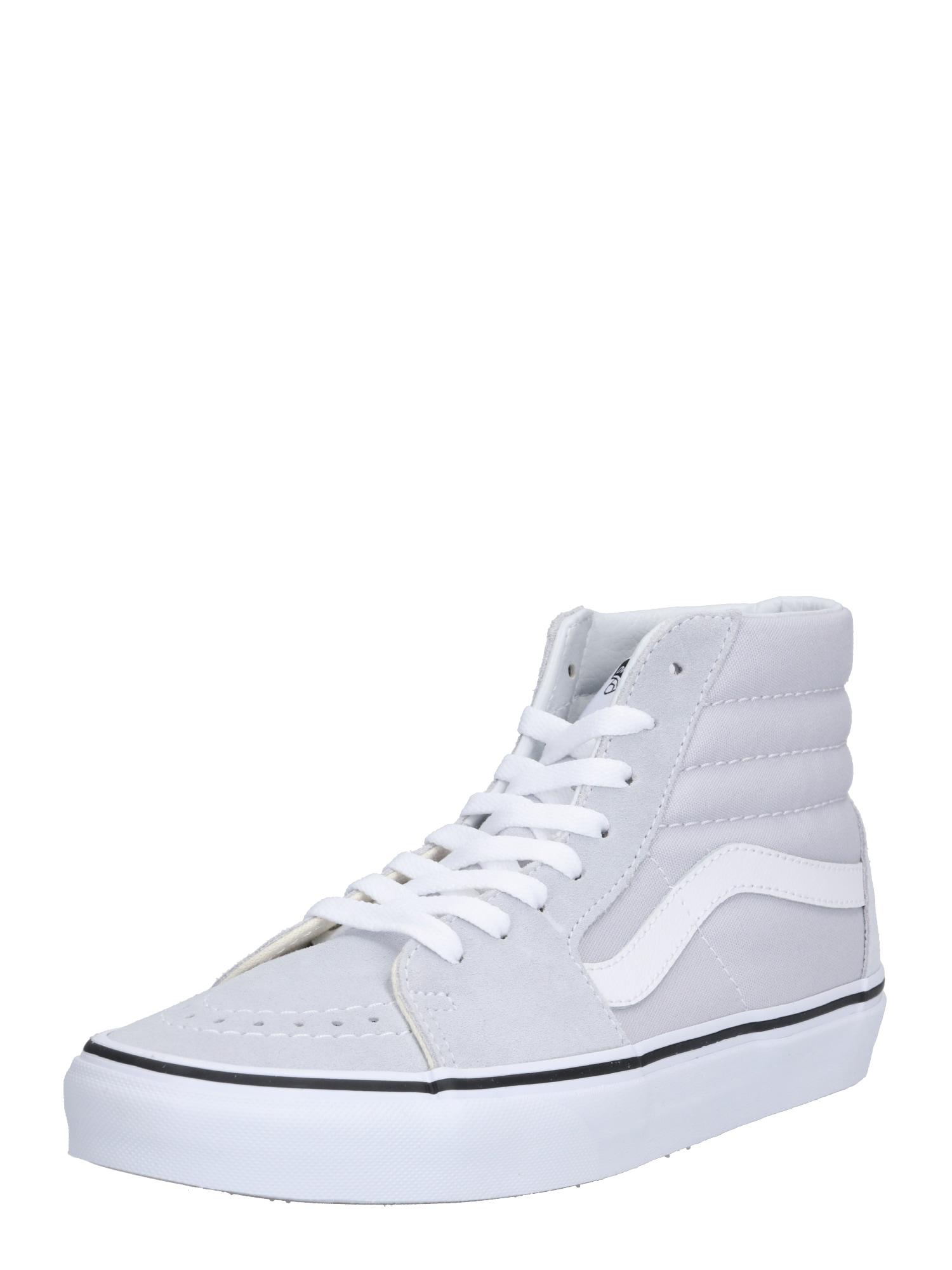Kotníkové tenisky světle šedá bílá VANS