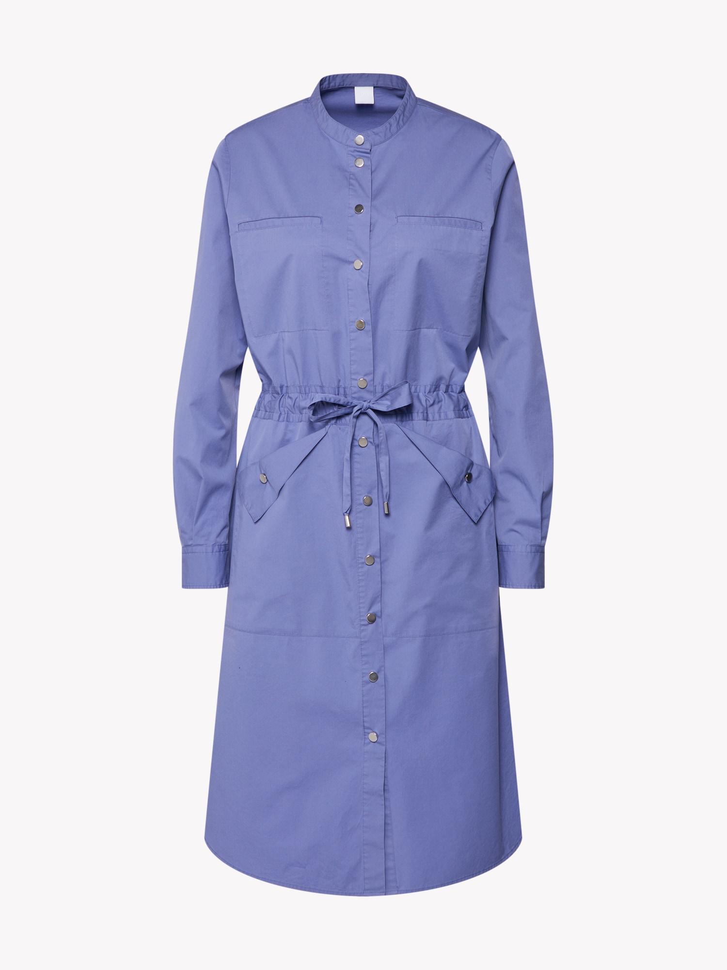 Košilové šaty Espirit fialová BOSS