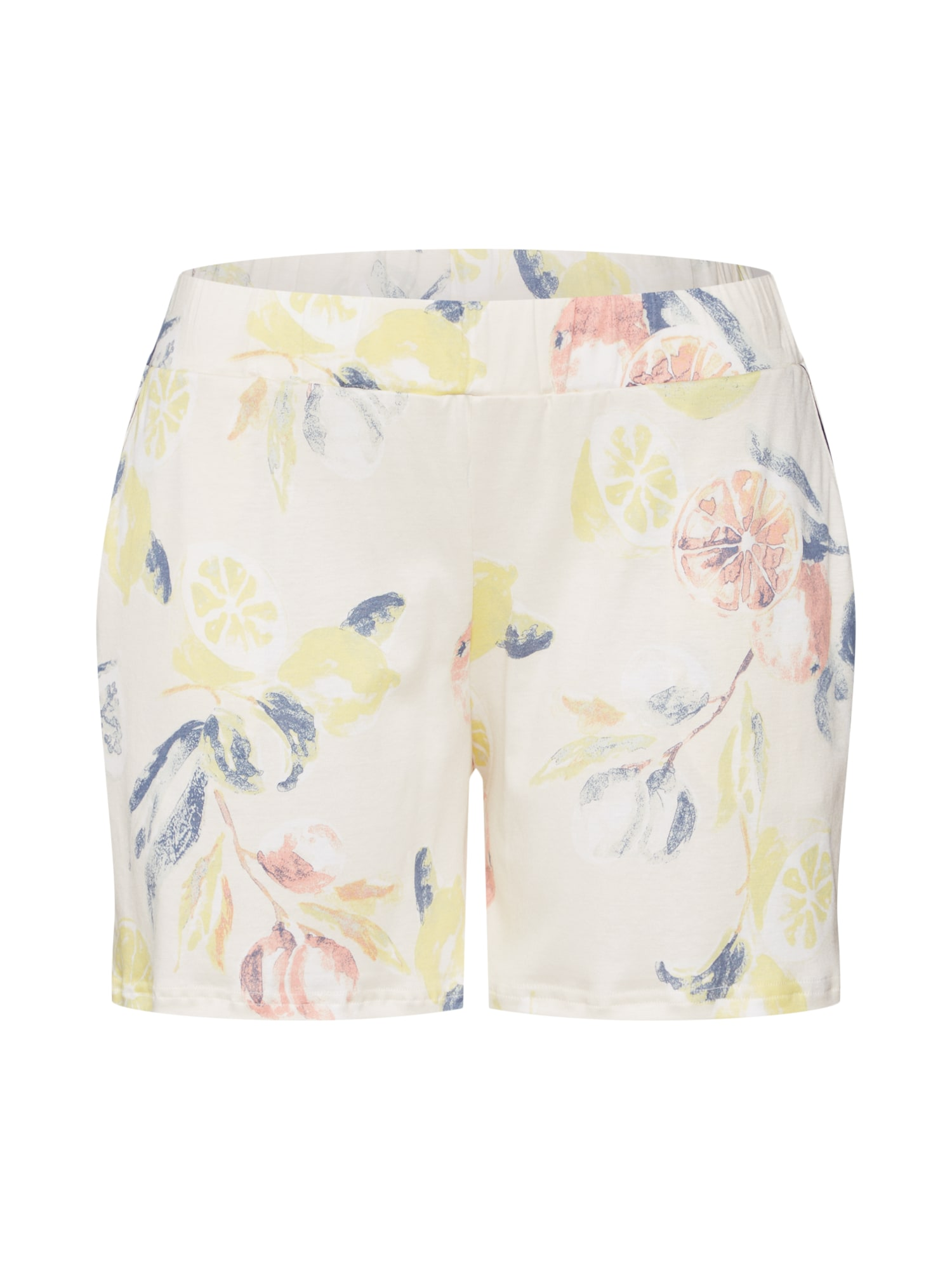 Pyžamové kalhoty Favourites Trend 8 béžová světle žlutá růžová CALIDA