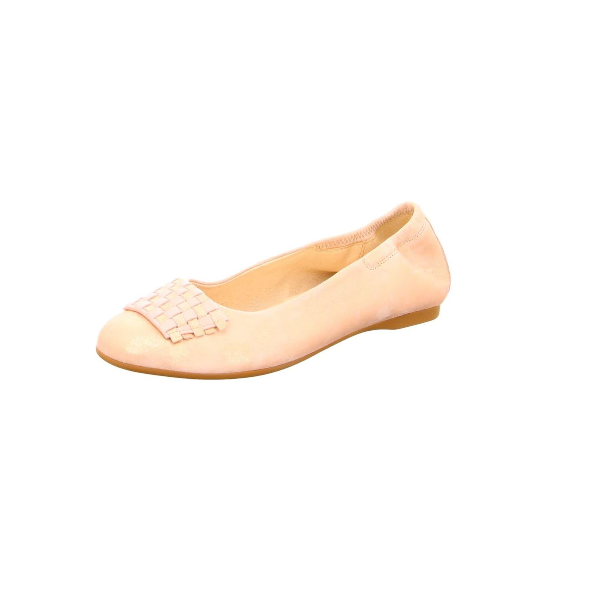 Ballerinas   Schuhe > Ballerinas > Klassische Ballerinas   Rosa   Gabor