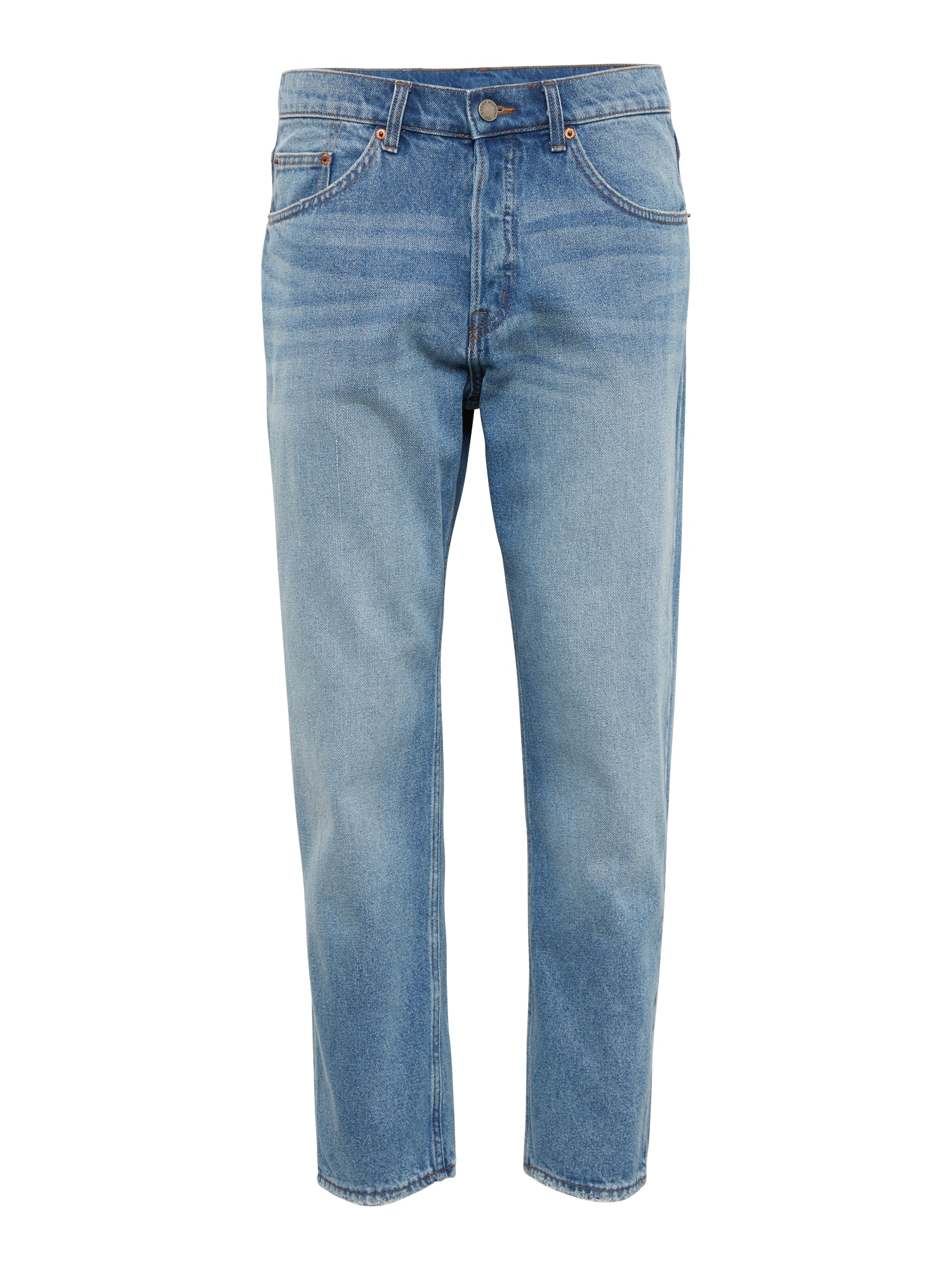 CHEAP MONDAY Heren Jeans In Law blue denim