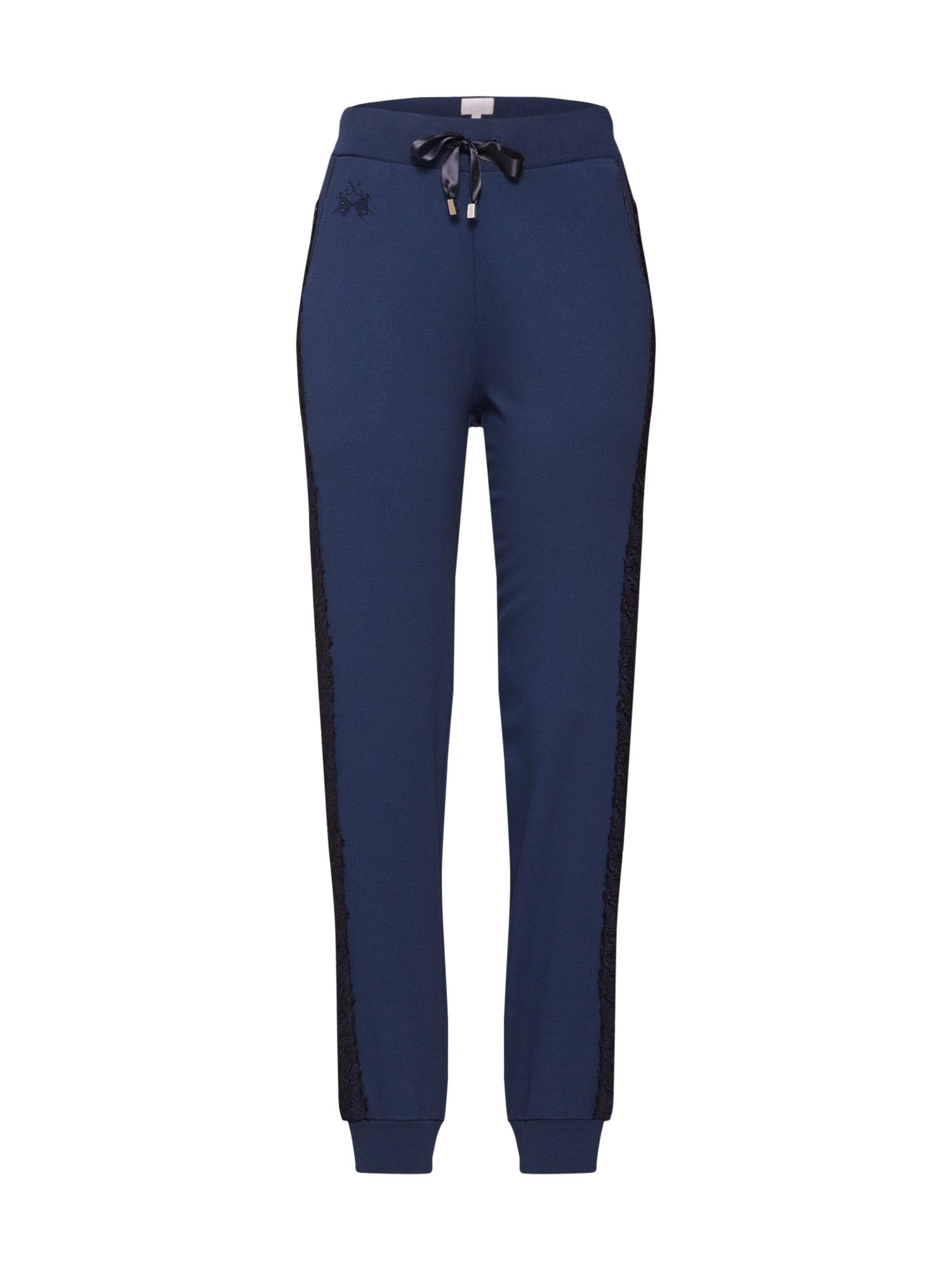 Kalhoty námořnická modř La Martina