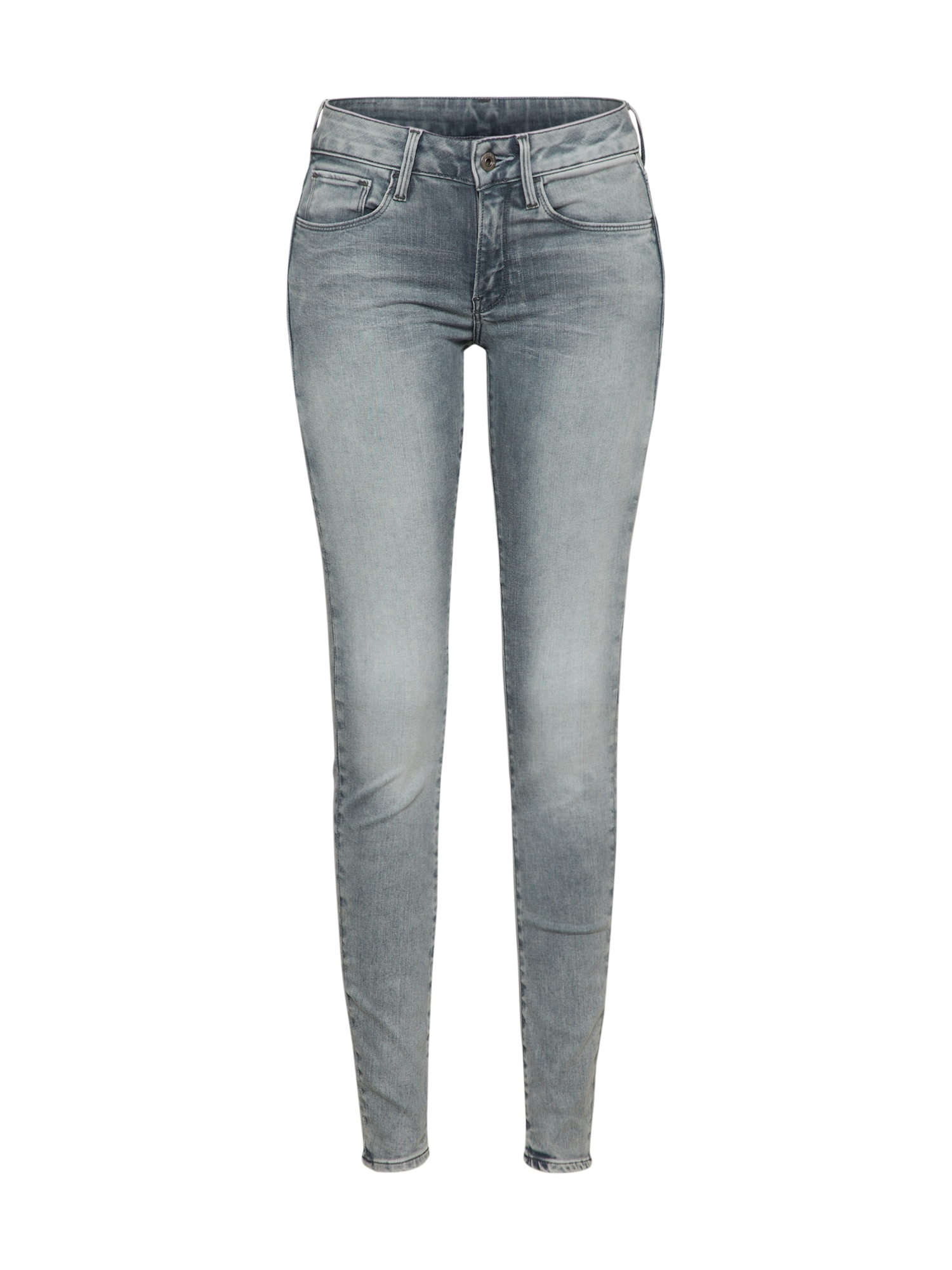 G-STAR RAW Dames Jeans grijs