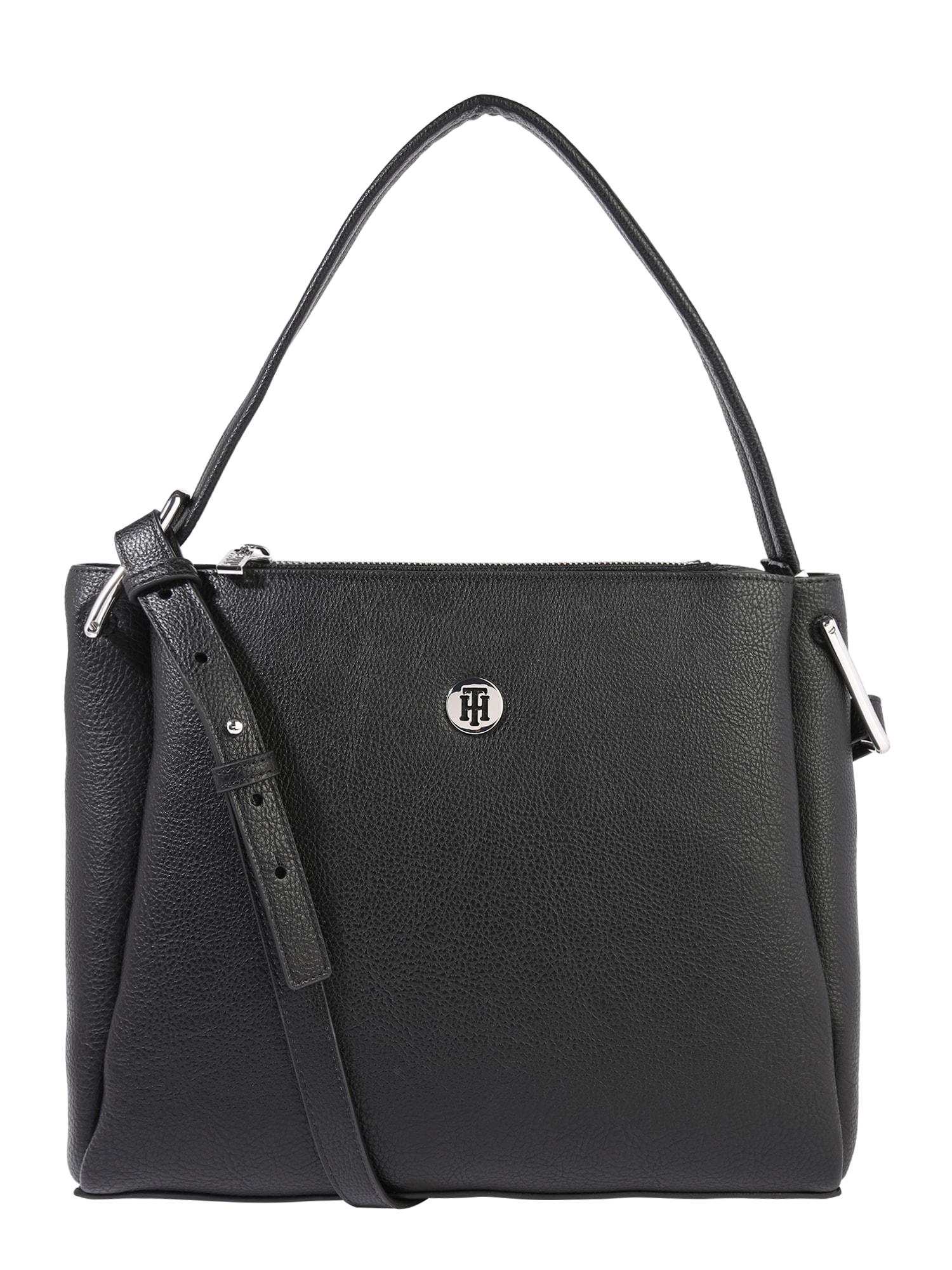 Kabelka TH Core Shoulder Bag černá TOMMY HILFIGER