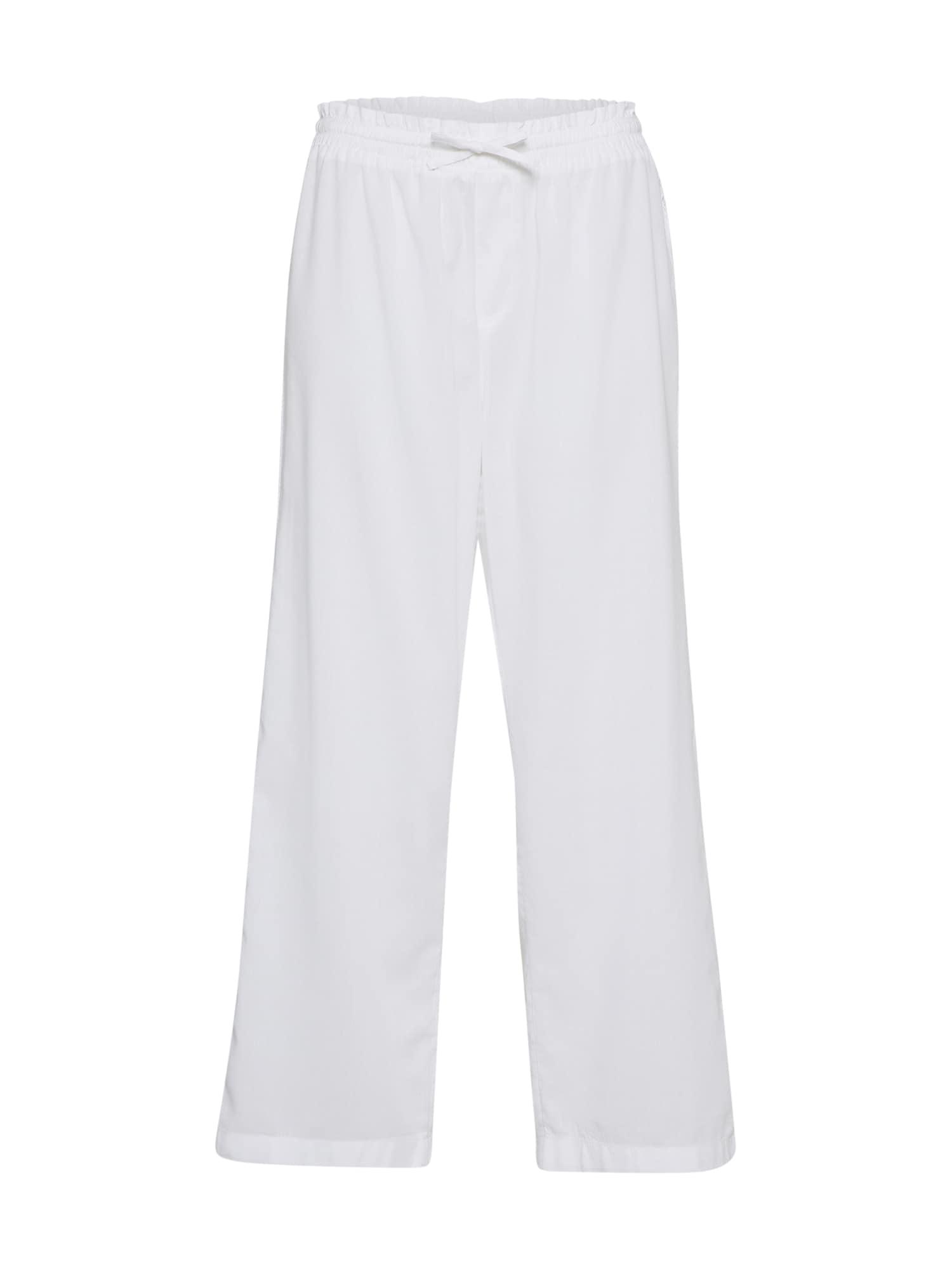 Pyžamové kalhoty LACE bílá GAP