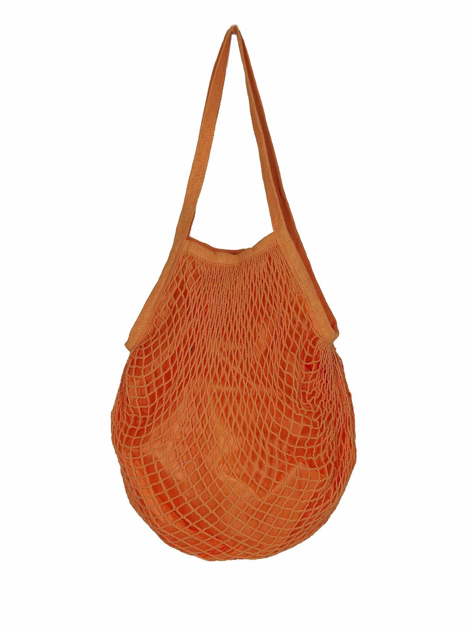 Plážová taška Ela oranžová ABOUT YOU